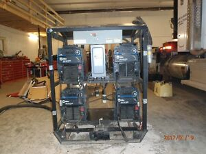 Miller 3 Phase Smart Pack Welders