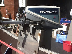 4 Outboard Motors for Sale