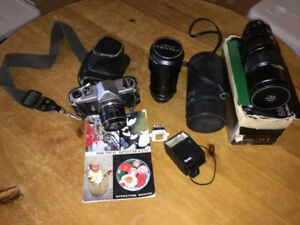 Pentax Spotmatic Camera