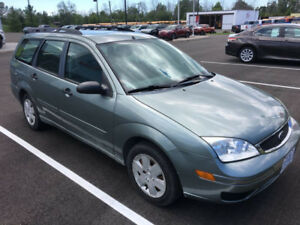 2006 Ford Focus SE Wagon