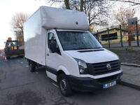 2015/15 VW Crafter Luton Box Van with Tail Lift