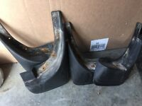 Stock mud flaps for 88-98 Chev GM