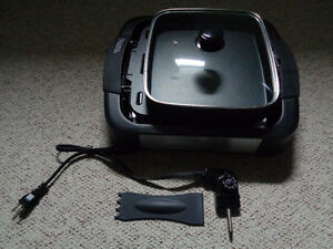 Wolfgang Puck Electric Skillet / Grill