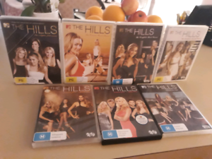 DVDs The Hills complete set. Seasons 1 to 7 incl. Viewed once. Sorrento Joondalup Area Preview