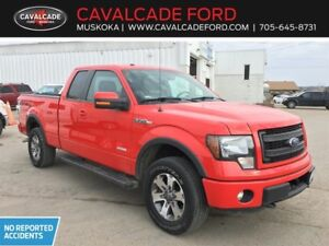 2013 Ford F150 FX4 Supercab 4WD