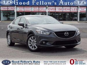 2015 Mazda MAZDA6 Leather Seating, Sun Roof, Navigation, Camera