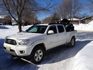 Toyota Tacoma - Sled Deck - Wooden