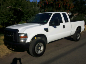 2008 Ford F350 XD Cab 4x4 Short Box