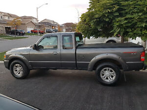 2009 Ford Ranger Sport 4X4, One Owner, Safetied, E-Test