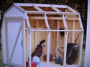 CABIN SHED SALE