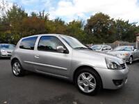 Renault Clio 1.2 Campus Sport i-music JUST 42000 MILES 07 PLATE SERVICE HISTORY