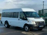 2013 Ford Transit Medium Roof 17 Seater TDCi 135ps NA Diesel Manual