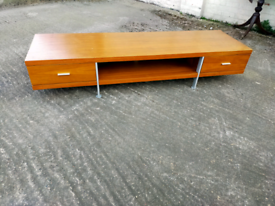 Mid century style low sideboard/TV stand