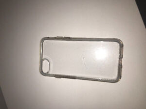 Clear otterbox for iPhone 7/8 great condition!