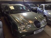 1999 Jaguar S Type S TYPE V6 5 door Saloon