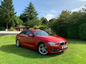 2012 BMW 3 Series 2.0 320D SPORT 4d 184 BHP Saloon Diesel Manual