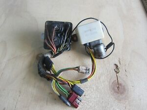 1967 THUNDERBIRD SEQENCIAL TAIL LIGHT SWITCH BOX Peterborough Peterborough Area image 1