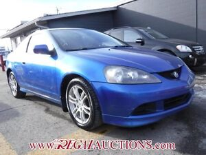 2005 ACURA RSX  2D COUPE