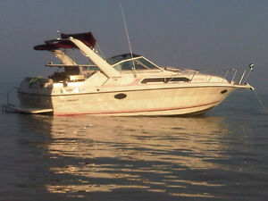29' THUNDERCRAFT BOAT