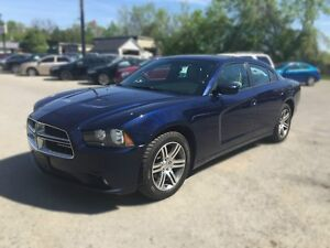 2014 DODGE CHARGER SXT * LOW KM * HEATED SEATS London Ontario image 2