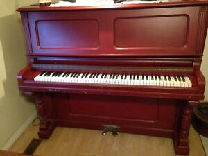 Acoustic upright piano for sale