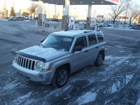 2008 Jeep Patriot Limited SUV, Crossover, LOW MILEAGE. Mississauga / Peel Region Toronto (GTA) Preview