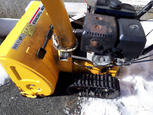 GIOVANNI SNOWBLOWER/11HP  FOR SALE, FOR PARTS OR REPAIR!!!