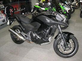 Honda NC 750 XA-E 2015 15 reg