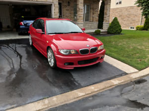 2004  BMW 330ci ZHP with M performance package