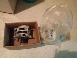alternator and fuel pump