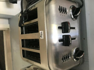 Cuisinart toaster 4 Slices