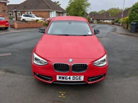 BMW 1 Series 118i Sport 5dr 2014