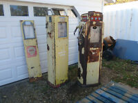old gas pumps wanted!