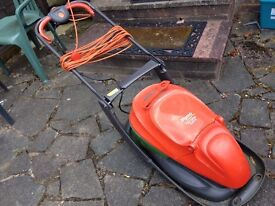 Flymo hover lawn mower