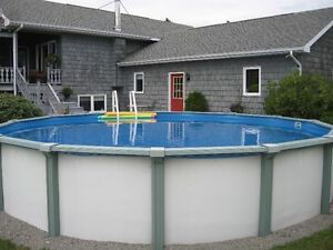 21 ft. Above Ground Swimming Pool