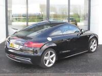 2012 Audi TT 1.8 TFSI S Line 3dr