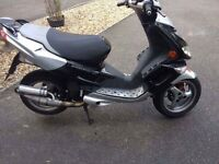Peugeot speed fighter 2 50cc Air cooled