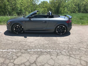 2014 Audi TT 2.0T S line Competition Coupe (2 door
