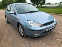 2004 FORD FOCUS 1.6I 16V EDGE MANUAL PETROL 5 DOOR HATCHBACK