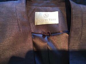 Jacques Vert Purple suit size 14 West Island Greater Montréal image 2