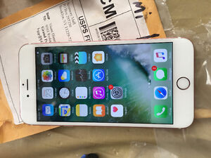 Apple iPhone 6s Plus - Rose Gold 128gb Factory Unlocked