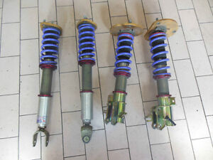 JDM MITSUBISHI JIC MAGIC COILOVER LANCER EVO 4 5 6 SUSPENSION