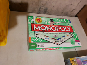 LOTS OF FUN! MONOPOLY GAME