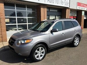 2007 HYUNDAI SANTA FE* LEATHER*ROOF*WARRANTY