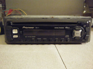 Pioneer Stereo For Vehicle