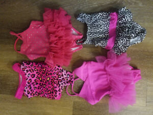 Infant girls bathing suits