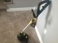 Yardworks electric grass trimmer / edger excellent condition