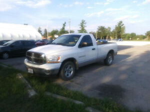2006 dodge ram long box