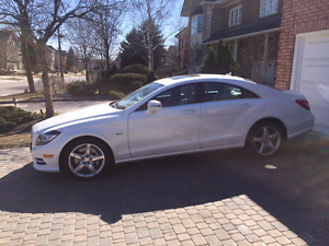 2102 Mercedes CLS550 AMG 4 MATIC Designo Package