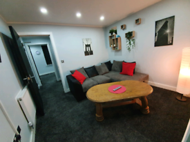 1 bedroom flat, utility bills inc; modern, furnished, equipped